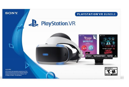 Cyber Monday Is Bringing The Deals On Virtual Reality Headsets